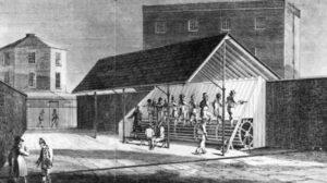 Ancient Treadmill