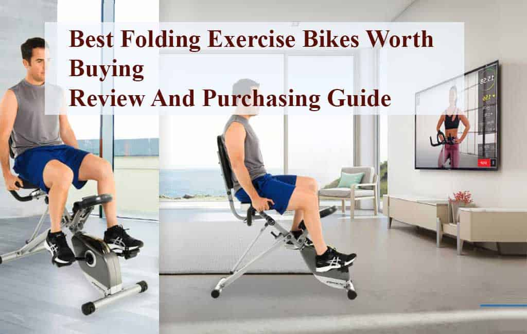 Best Folding Exercise Bikes Worth Buying [Review