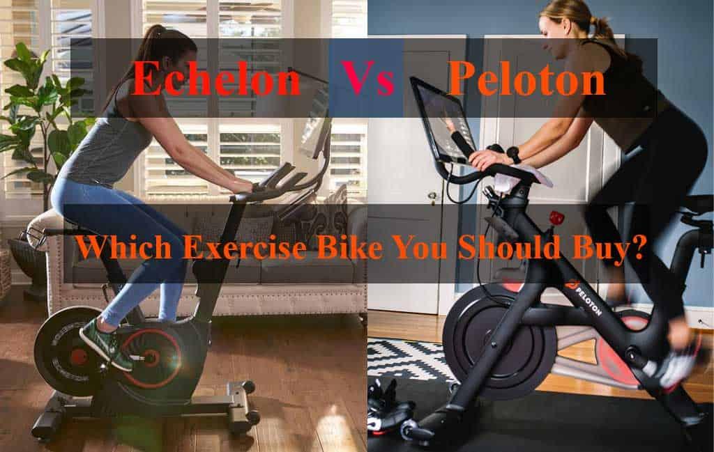 Echelon Vs Peloton Bike